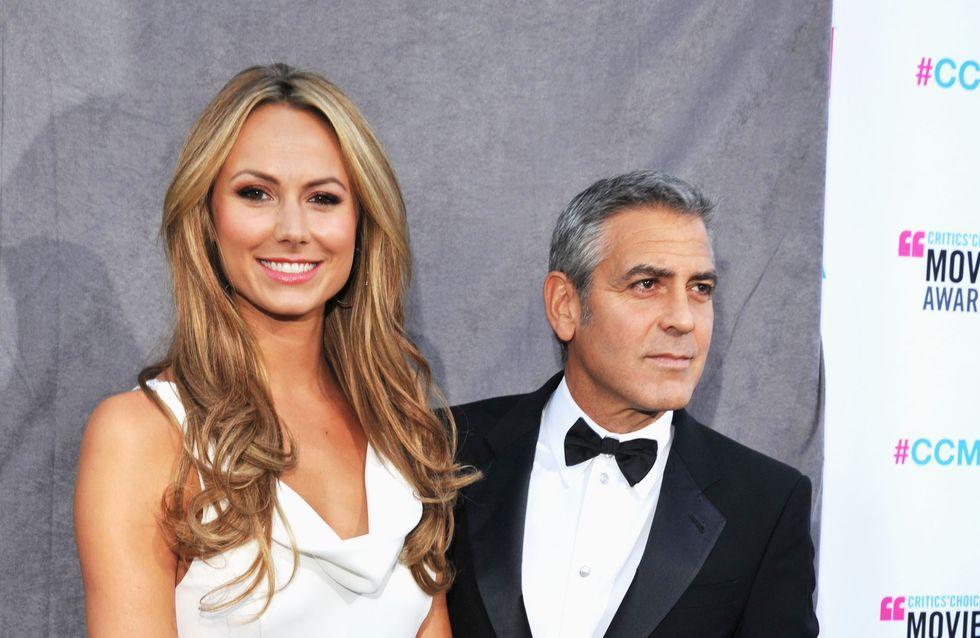 George Clooney : C'est fini avec Stacy Keibler !