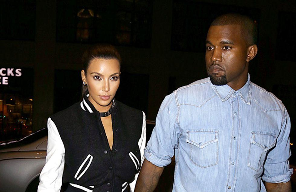 Doch keine Hochzeit? Mama rät Kim Kardashian von Ehe ab