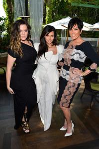 Khloe Kardashian, Kim Kardashian & Kris Jenner