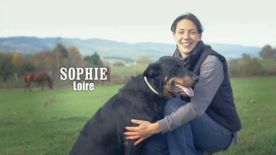 Sophie de l'Amour est dans le pré : ''Je crois que je peux dire que je suis amoureuse''