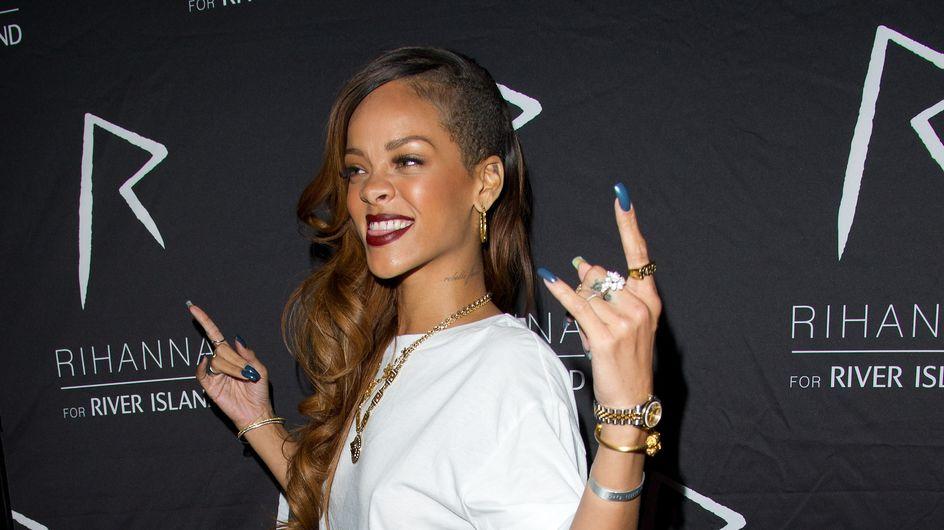 Rihanna diseña su segunda colección de ropa