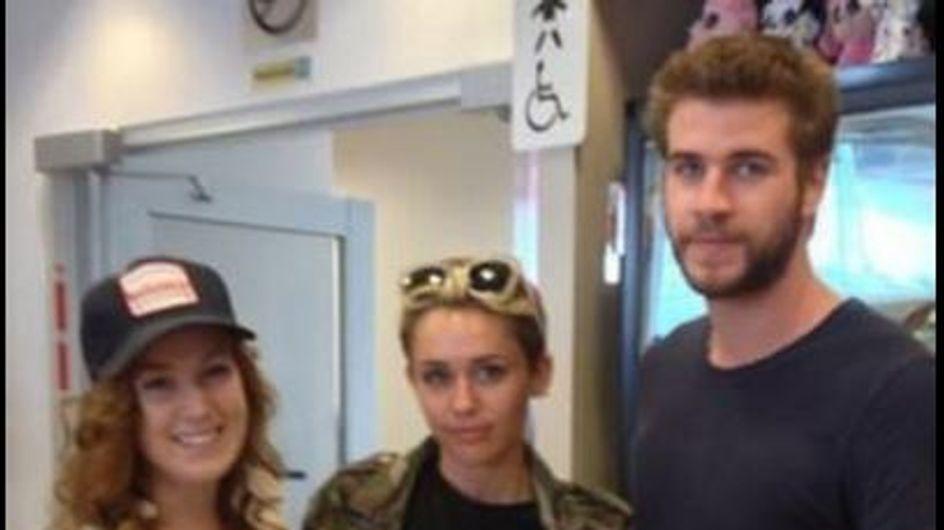 Miley Cyrus et Liam Hemsworth : Vacances romantiques au Canada (Photos)