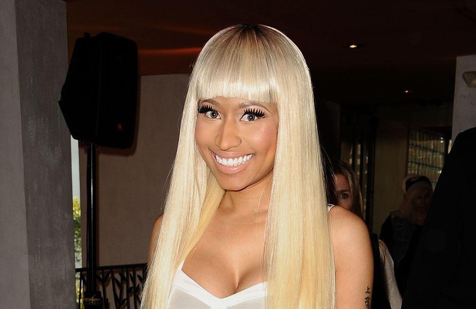 Nicki Minaj ne fait pas de sport de peur de perdre ses seins !