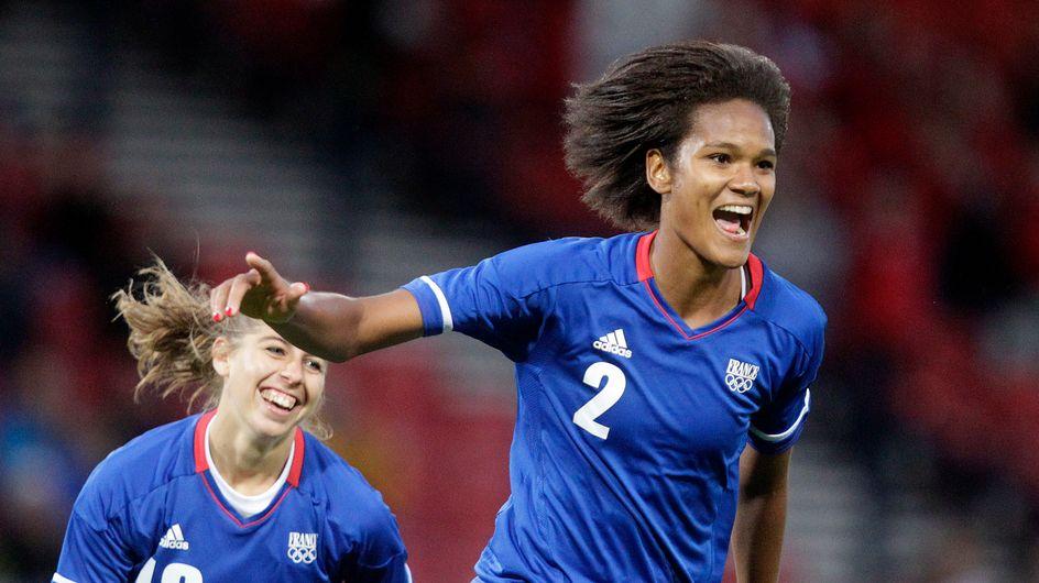 Euro féminin : Rencontre avec Wendie Renard, l'étoile montante