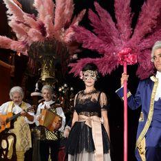 Audrey Tautou : Mystérieuse au bal Dolce&Gabbana (Photos)