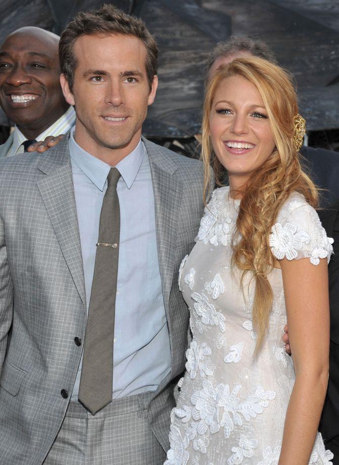 Ryan Reynolds et Blake Lively