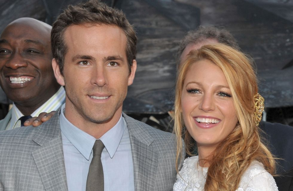 Blake Lively et Ryan Reynolds : Bientôt parents ?