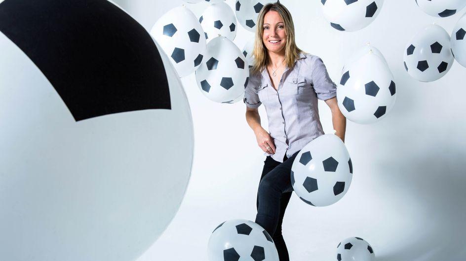 "Sonia Bompastor, footballeuse : ""Aujourd'hui, j'ai envie de devenir maman"""