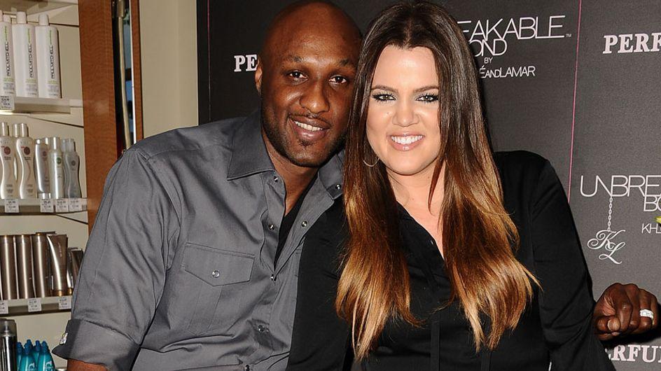 Khloe Kardashian and Lamar Odom slam cheating rumours...and a photographer's camera