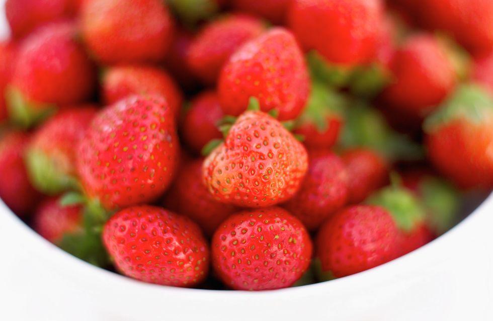 Pesticides : Des fraises saupoudrées de perturbateurs endocriniens