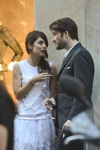 Alessandra Mastronardi e il compagno
