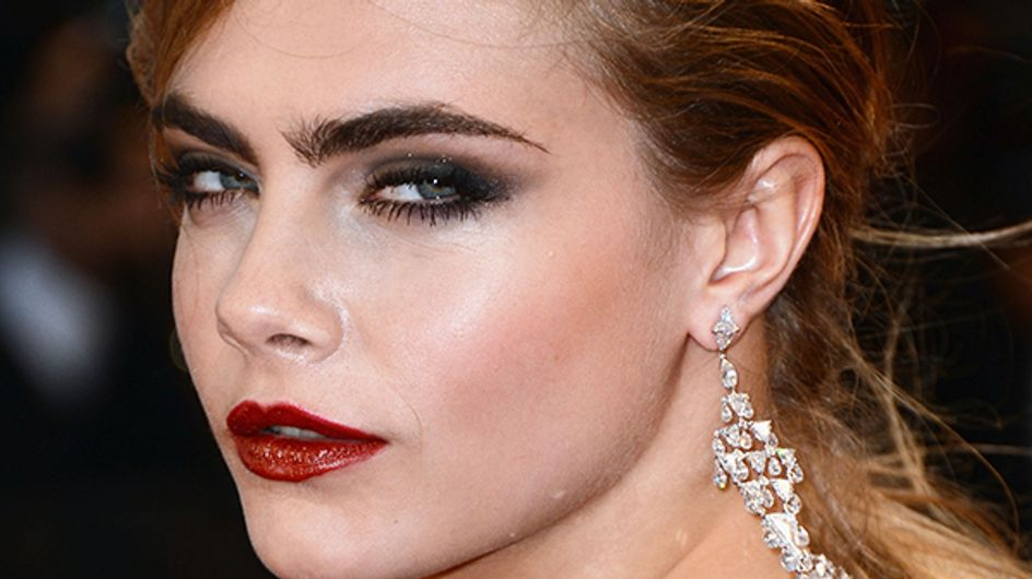 Watch: How To Do The Perfect Power Brow
