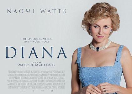 L'affiche du film Diana