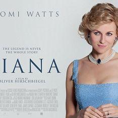 Diana : L'affiche du film enfin dévoilée (Photos)