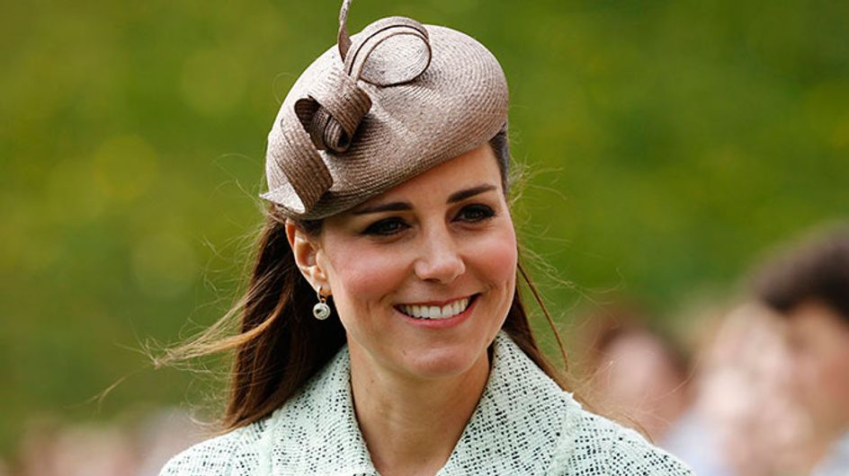 Royal baby on the way? Twitter frenzy over rumours that Kate Middleton has gone into labour
