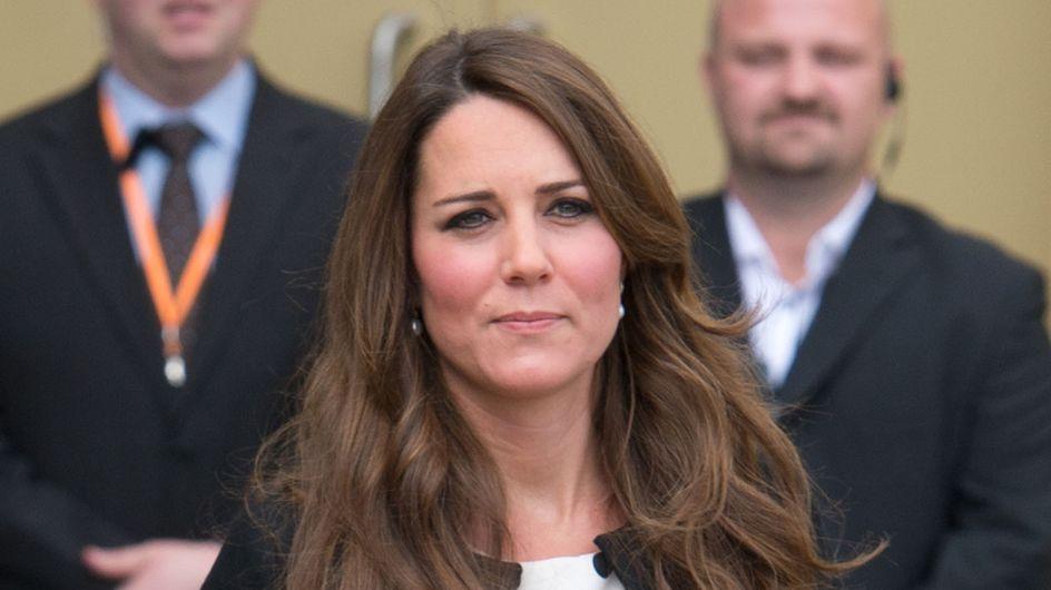 Kate Middleton da a luz a un niño