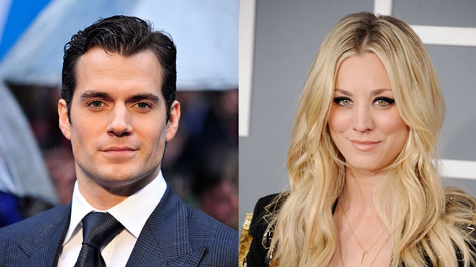 Publicity stunt? Henry Cavill and Kaley Cuoco split after two weeks dating!
