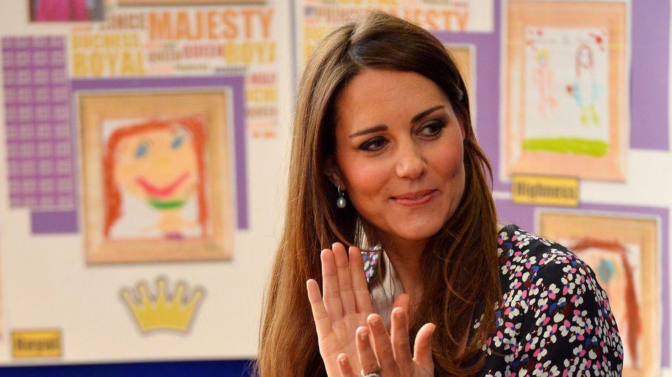 Así es la habitación donde Kate Middleton dará a luz a su bebé