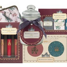 Downton Abbey latest: Beauty range to launch at Marks & Spencer