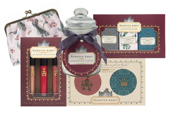 Downton Abbey latest: Beauty range to launch at Marks and Spencer