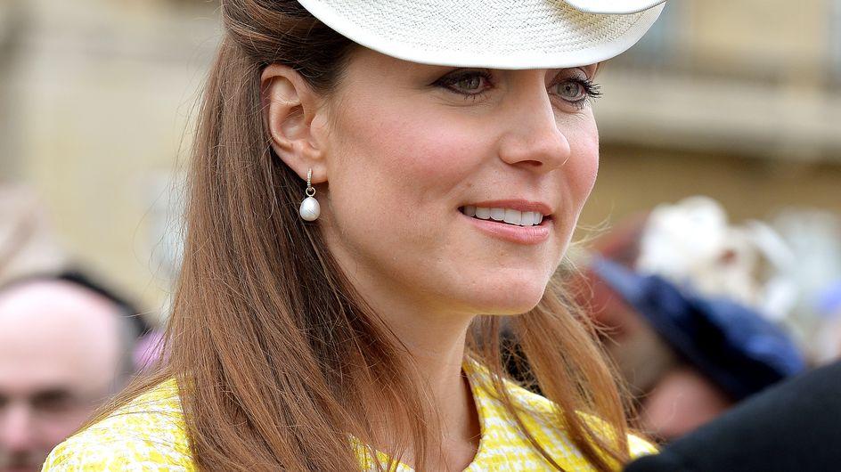 Kate Middleton : Angoissée pour son accouchement