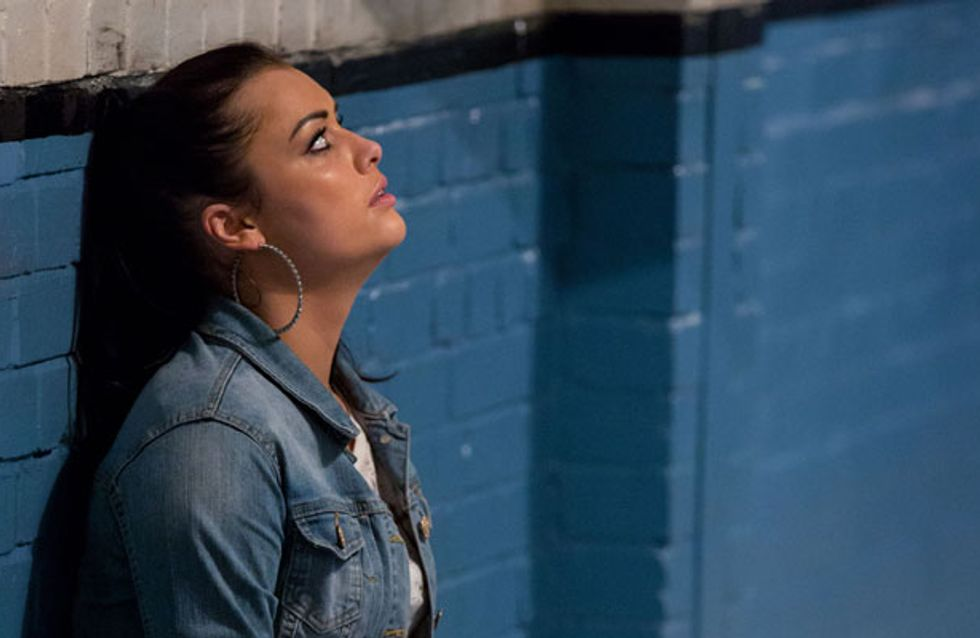 EastEnders 26/07 – Whitney goes to visit Tony in prison