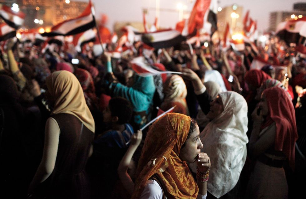 """Viols en Egypte : Une véritable """"chasse à la femme"""""""