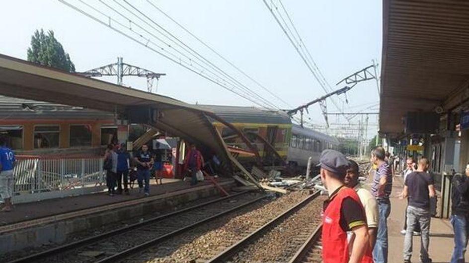 Un train Intercités déraille à Brétigny-sur-Orge et fait 8 morts
