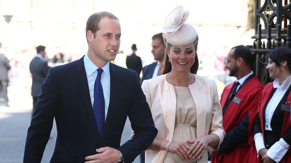 Accouchement Kate Middleton : William a rejoint sa femme