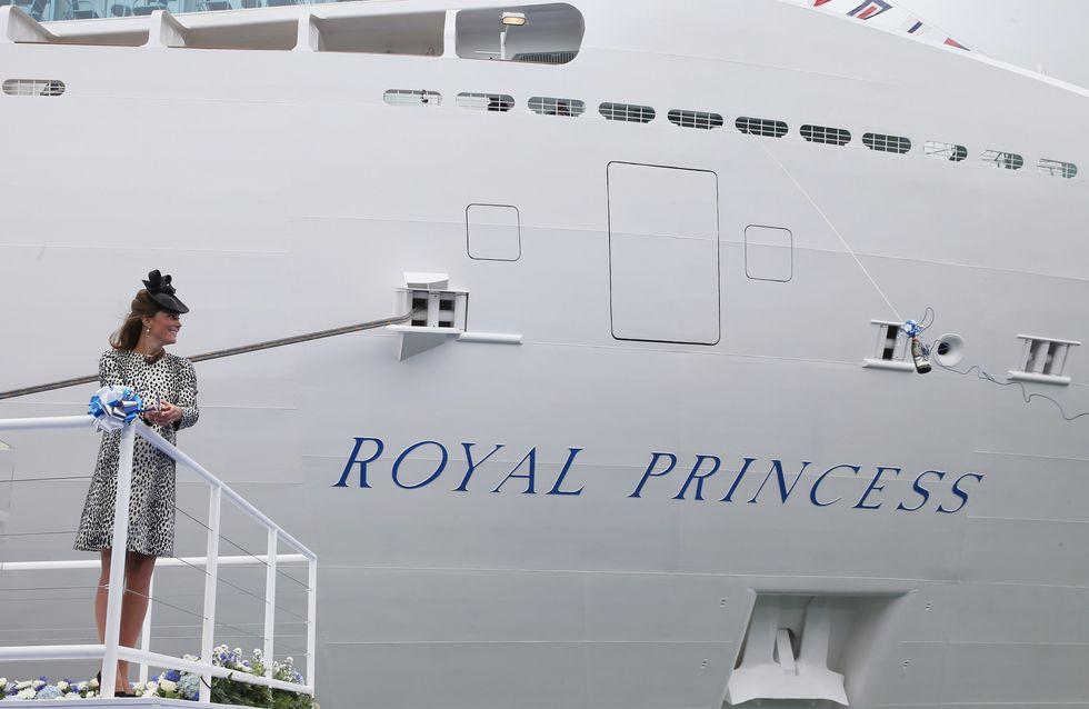 Aterrizar en Londres el día del nacimiento del bebé de Kate Middleton tendrá premio