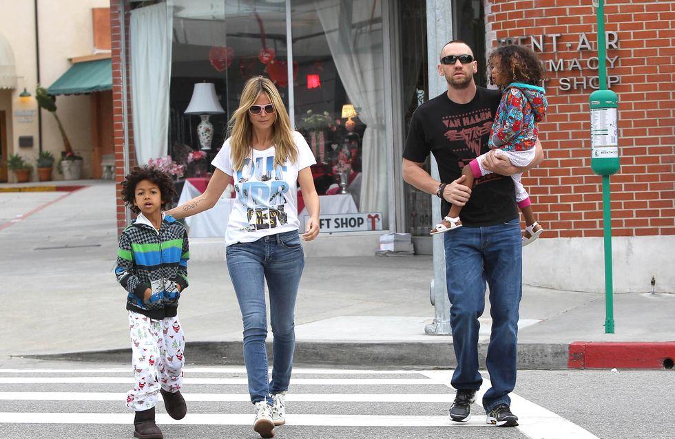 Heidi Klum : Son petit-ami a rencontré ses parents