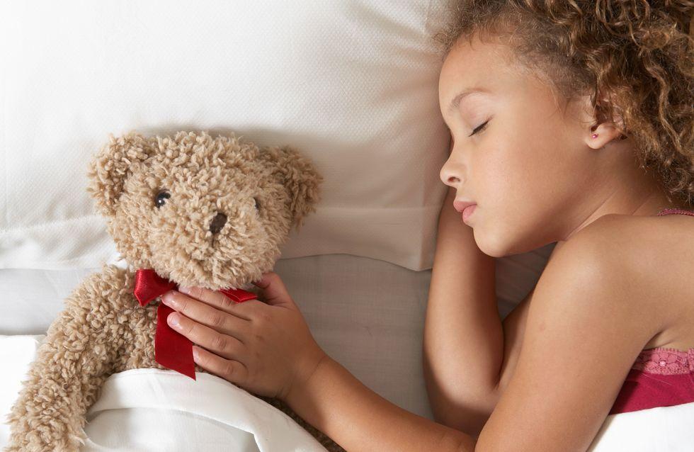 Sommeil de l'enfant : L'importance des horaires fixes