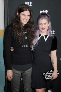 Kelly Osbourne with Matthew Mosshart