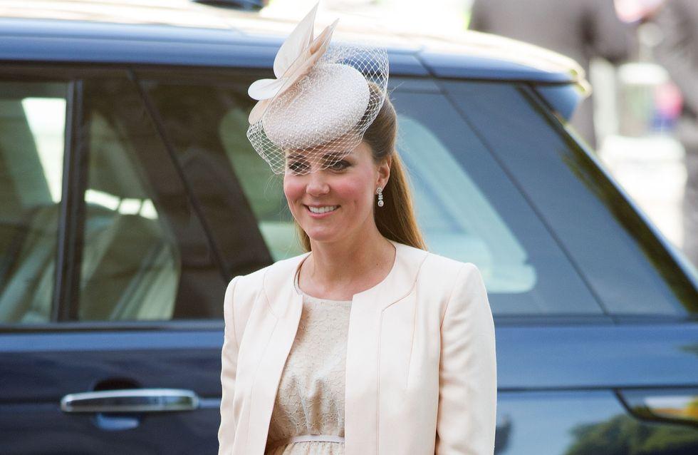Kate Middleton : Elle attend bébé chez ses parents