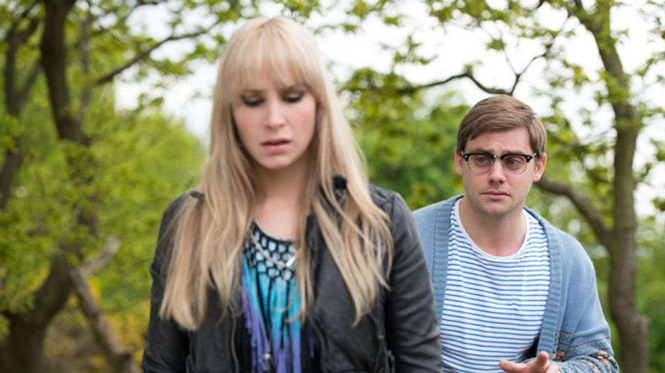 Hollyoaks 25/07 - Will takes Ash to a cliff edge...