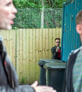 Hollyoaks 26/07 - Sinead has her eye on Ste
