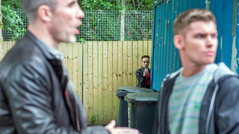 Hollyoaks 26/07 - Sinead has her eye on Ste