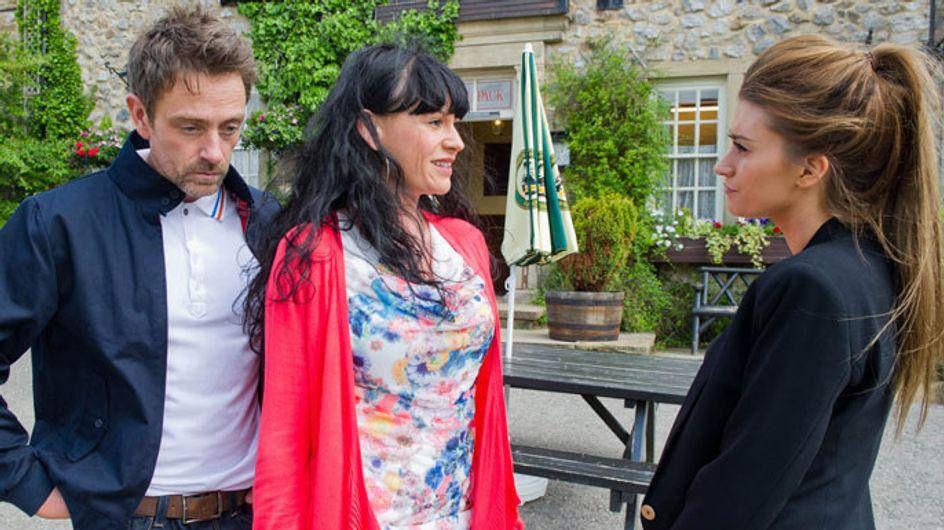 Emmerdale 23/07 - Debbie makes a shock confession to Cameron