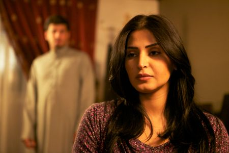Wadjda's mother played by Reem Abdullah