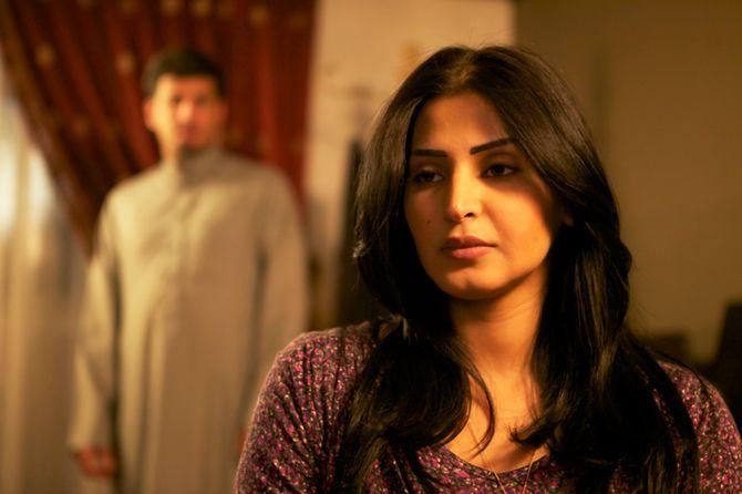 Wadjda's mother played by Reem Abdullah