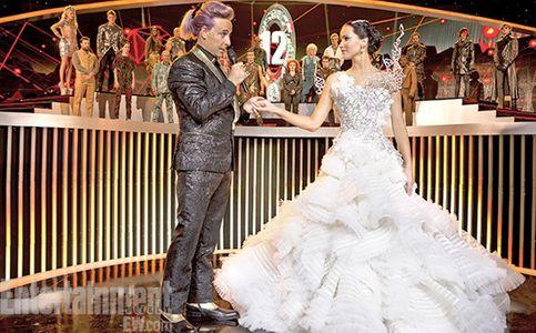Katniss Everdeen, Hunger Games 2