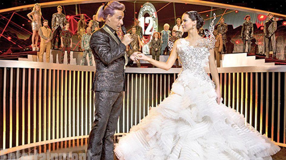 Hunger Games 2 : Découvrez Katniss en robe de mariée (Photos)