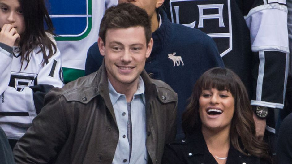 "Cory Monteith and Lea Michele ""planned to move in together"" before his death"