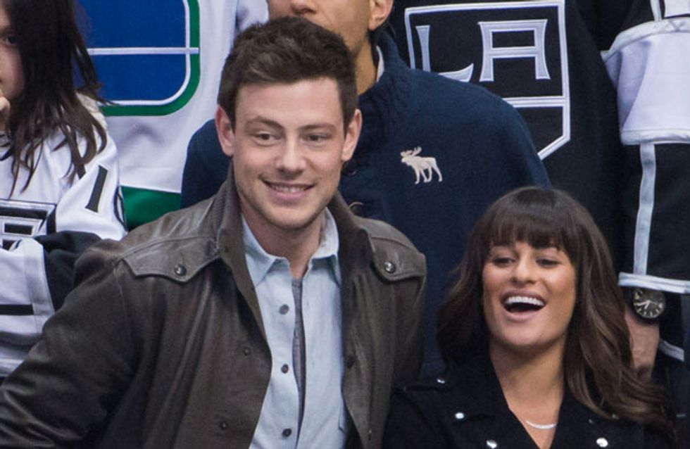 """Cory Monteith and Lea Michele """"planned to move in together"""" before his death"""
