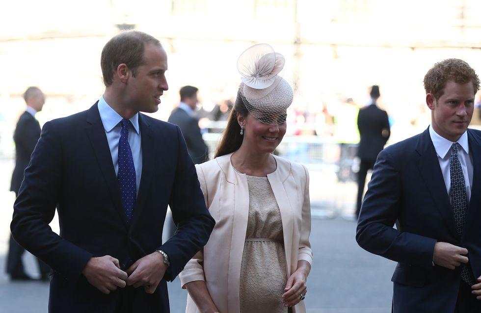 Beckham fordert: Kate Middletons Baby soll David heißen!
