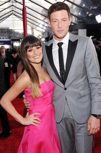 Cory Monteith & Lea Michele