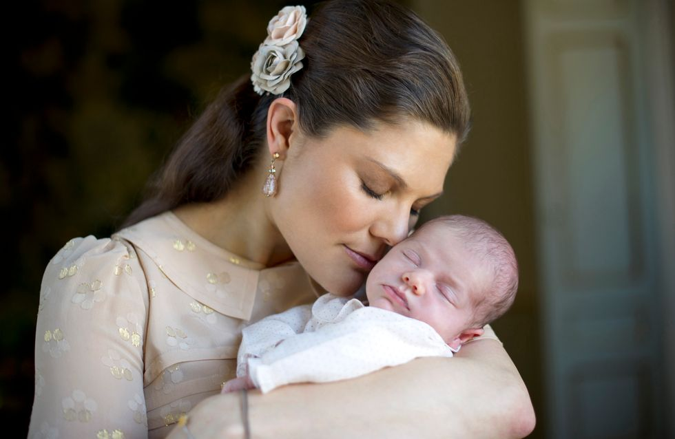 Accouchement de Kate Middleton : Les plus beaux bébés royaux en photos