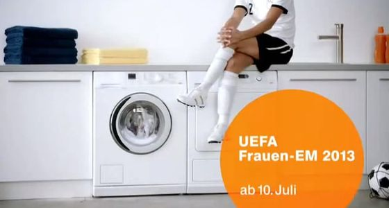 UEFA Euro féminin pub