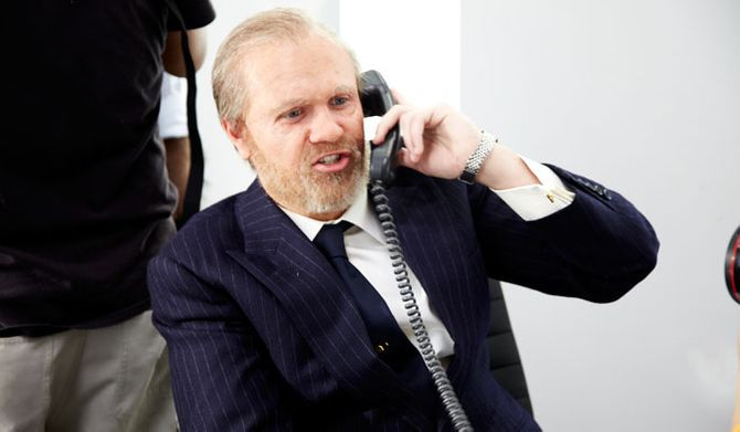 Niall Horan gets a make-over