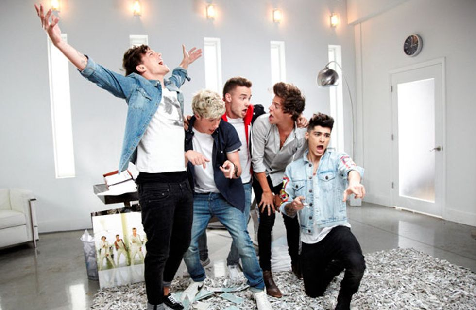 One Direction Best Song Ever: Niall Horan goes topless in new video